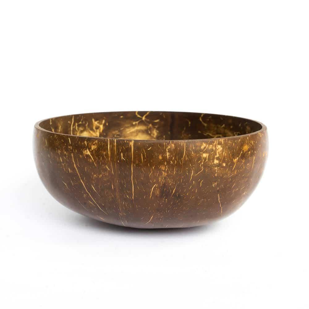 Bali Boo Coconut Bowl - 1 Piece