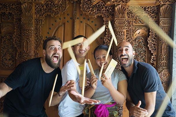 Bali Boo Team