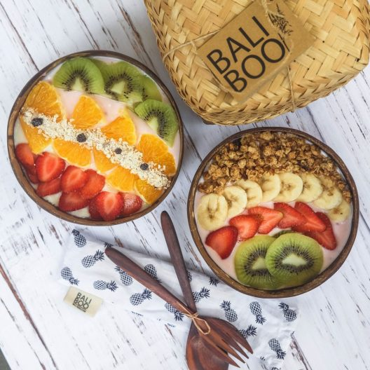 Coconut Bowls - DUO Set - By Bali Boo