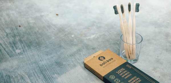 how are bamboo toothbrushes made by Bali Boo