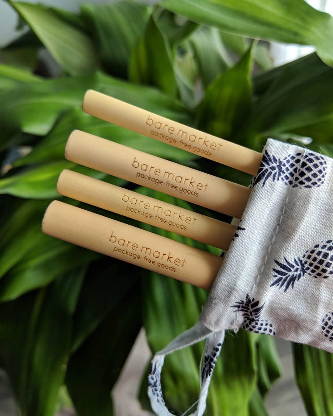 grossiste paille en bambou - Bali Boo