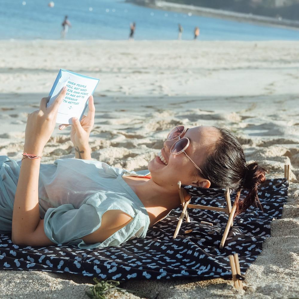 Travel Pillow Vacation Headrest Beach Headrest Reading Pillow