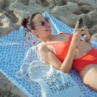 reposacabezas de playa - reposacabezas de exteriores de Bali Boo