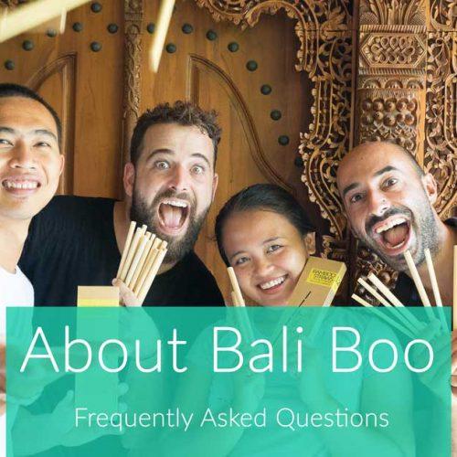 about Bali Boo FAQ