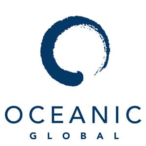 logo of Oceanic global en collaboration avec Bali Boo