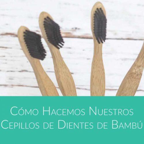Cómo se hacen los cepillos de dientes de bambú- Bali Boo