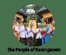 the people of karangasem