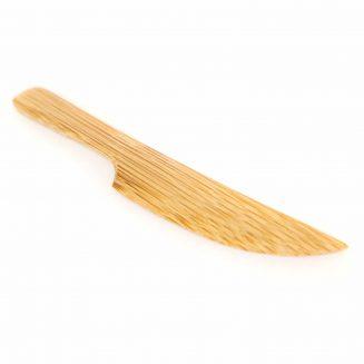 couteau en bambou